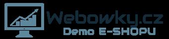 Webowky.cz - DEMO eshop